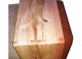 french-oak-couch-armrest